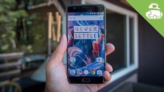Full review & ratings: http://goo.gl/qKWMu5 Buy the OnePlus 3: http://tyvm.ly/oneplus3 OnePlus 3 vs OnePlus 2 Quick Look: http://goo.gl/qgipND Is the third t...