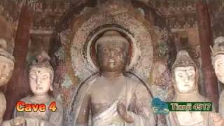 Tianshui China  city pictures gallery : Maiji Mountain Grottoes, Tianshui, Gansu, China