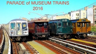 Nonton NYC Transit Museum Parade of Trains 2016 (40th Anniversary of Transit Exhibit opening) Film Subtitle Indonesia Streaming Movie Download