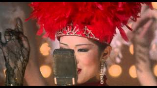 Gong Li singing The Pretender 〔 假正經 〕 in Shanghai Triad (1995)