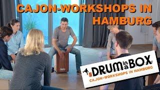 Cajon Workshops und Kurse