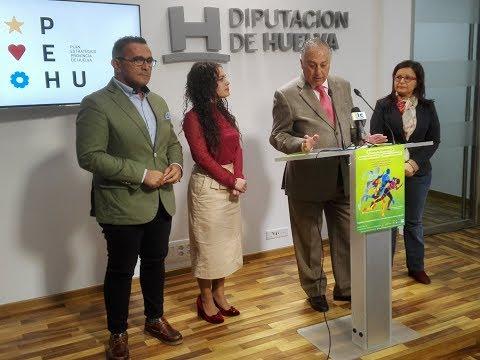 """Presentación """"MareaVerdeLaRedondela"""" en Diputación de Huelva"""