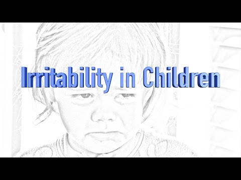 Irritability in Children – Dr. Ellen Leibenluft video preview image