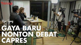 Video Gaya Baru Nonton Debat Capres | Kejar Tayang MP3, 3GP, MP4, WEBM, AVI, FLV Januari 2019
