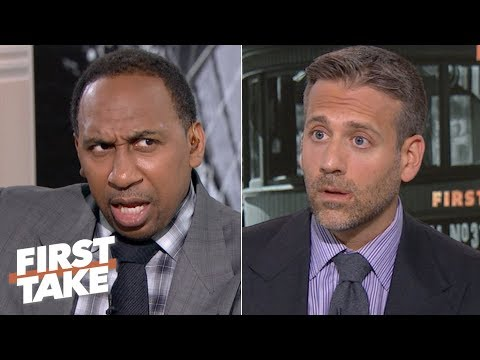 Video: I'd put my money on the Chiefs over the Browns – Stephen A. | First Take