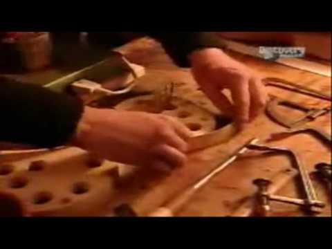 Jak vznikají housle?
