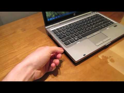 HP Elitebook 2560p notebook hands-on