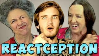 Download Youtube: PewDiePie Reacts To: Elders React To: PewDiePie... | PewDiePie