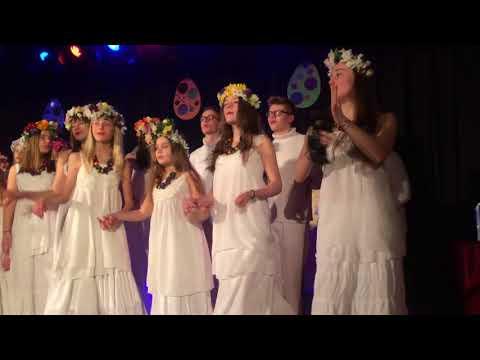 Wideo1: Występ zespołu Semplicze z Lubinia w KOK-u
