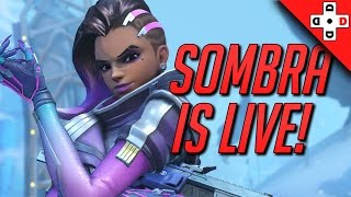 Good news! Sombra is finally live in Overwatch! This patch also brings 3v3, 1v1, and Ecopoint: Antacrtica to Overwatch, as well as a bunch of tiny changes su...
