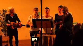 Video Buoh Wssemohuczy - Jistebnický kancionál, ca 1420 - živě v kos