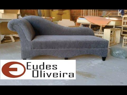 Chaise longue (fabricação) /Chaise longue (manufacturing)