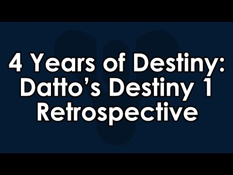 4 Years of Destiny and