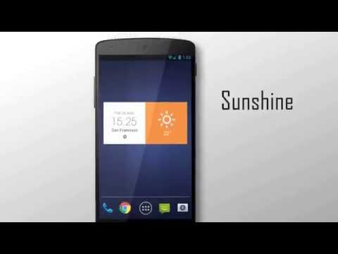 Video of Realistic Weather Iconset HD