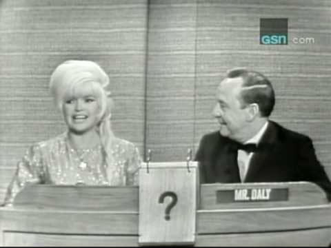 What's my line - Jayne Mansfield
