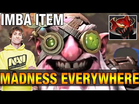 Dendi 7.4K MMR Plays Sniper with IMBA of MADNESS - Dota 2