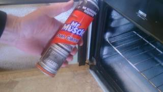 I found this product good for freshing up the oven in every day grease but not strong enough for hard grease that's built up over...
