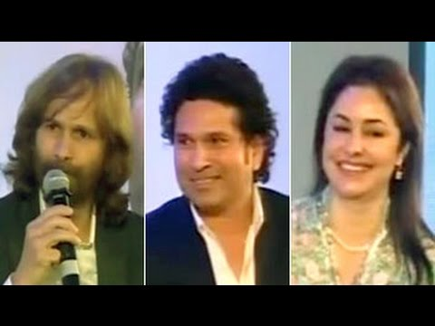 Anjali, Ajith Tendulkar Talks About Sachin