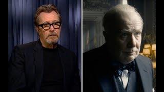 Video Gary Oldman stayed in full Winston Churchill makeup on the set of Darkest Hour MP3, 3GP, MP4, WEBM, AVI, FLV Juli 2018