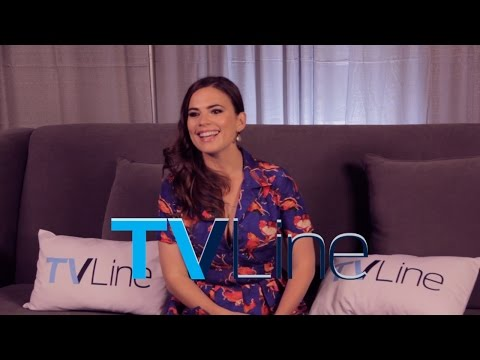 Agent Carter - Hayley Atwell TVLine Interview [VIDEO]