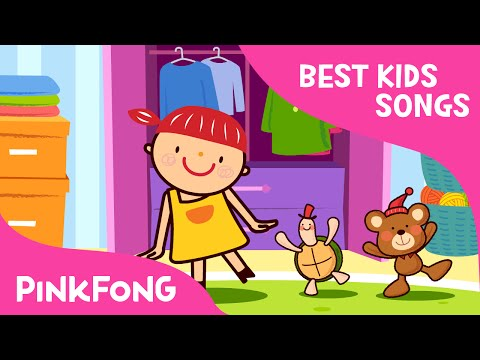 Baby's Clothes | PINKFONG Songs