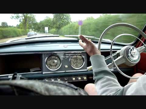 Morris Isis 1956 overdrive test
