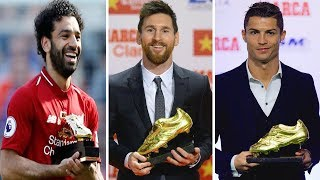 Video All Time Golden Boot Winners (1968 - 2018) MP3, 3GP, MP4, WEBM, AVI, FLV Juni 2018
