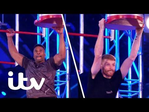 Storror's Toby Segar and 'The Cookey Monster' Smash The Course! | Ninja Warrior UK | ITV