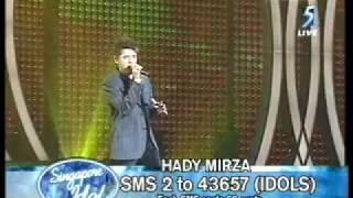 Video Hady Mirza - Through The Fire MP3, 3GP, MP4, WEBM, AVI, FLV Juli 2018