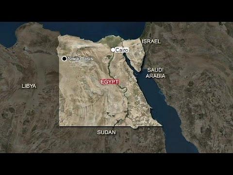Αίγυπτος: Αστυνομικοί και στρατιωτικοί σκότωσαν κατά λάθος τουρίστες