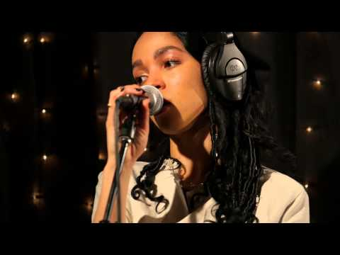 Watch FKA Twigs' entire KEXP session