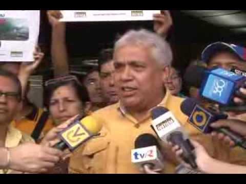 Primero Justicia exigió  a la Fiscalía General  investigar a quienes se roban los recursos en las obras del Metro Guarenas – Guatire
