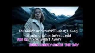 Download Lagu M2M - The day you went away (with Thai subtitles) Mp3