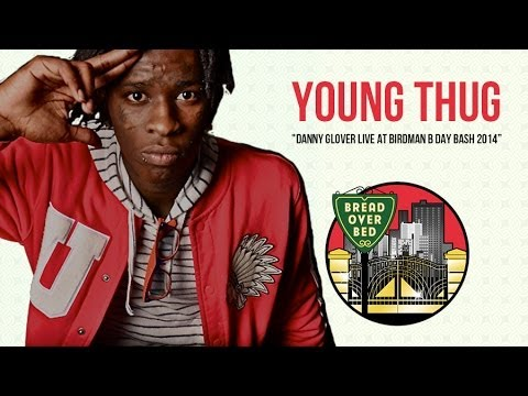 Video: Young Thug Performs Danny Glover