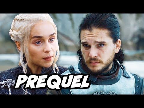 Game Of Thrones Season 8 - Prequel Series 2018 HBO Panel Breakdown