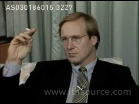 William Hurt, 1986 Interview