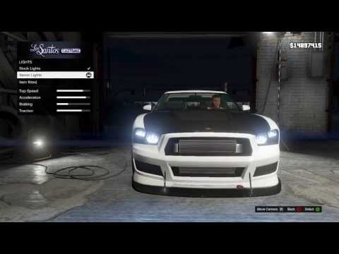 GTA 5 | Fully Upgrading Cars Ep.1 | Bravado Buffalo