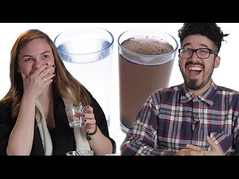 People Drink Sewage Water For The First Time