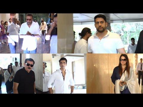 Sonu Sood , Jackie Shroff & Many Celebs At Suniel Shetty House