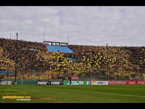 Así lo vivió la hinchada - Peñarol 2 Nacional 0 - Barra Amsterdam - Peñarol