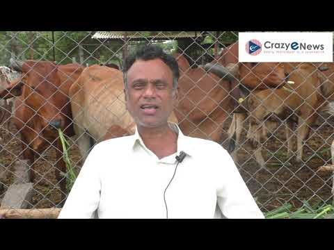 V.Lakshman Sharma Founder of Govardhana Goshala Trust  Information about Goshala  Bhagavad Gita.