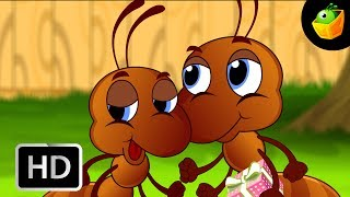 Erumpu - Chellame Chellam - Cartoon/Animated Tamil Rhymes For Kids