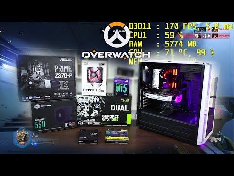 Ensamblando PC Gamer para jugar Overwatch profesionalmente - Proto HW & Tec