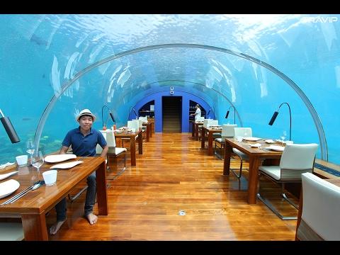 video: scopri dove si trova il primo ristorante sottomarino al mondo