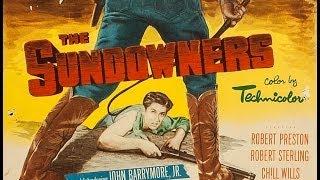 Kanion Bezprawia The Sundowners 1950  Lektor PL
