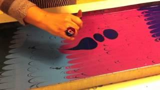 Ebru Art - Silk