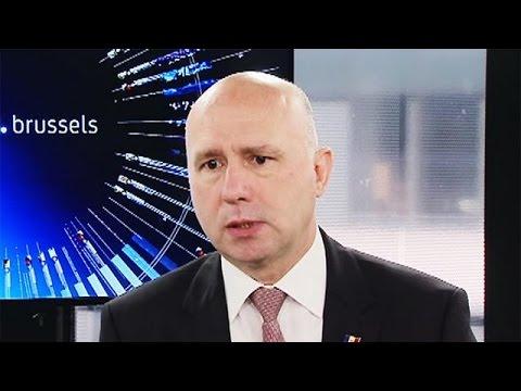 Ο φιλορώσος πρόεδρος δεν απειλεί την ευρωπαϊκή μας πορεία, λέει ο Μολδαβός πρωθυπουργός