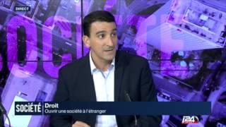 Qu'elle est la différence entre une société en France et une société en Israël ?