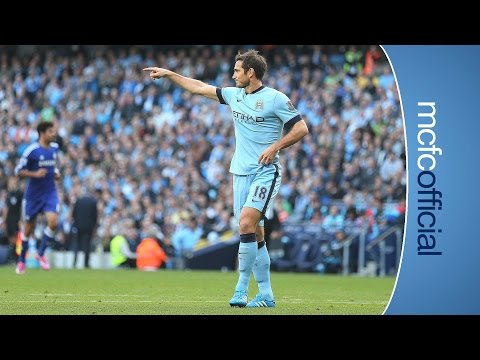 Video: LAMPARD ON GOAL | City 1-1 Chelsea