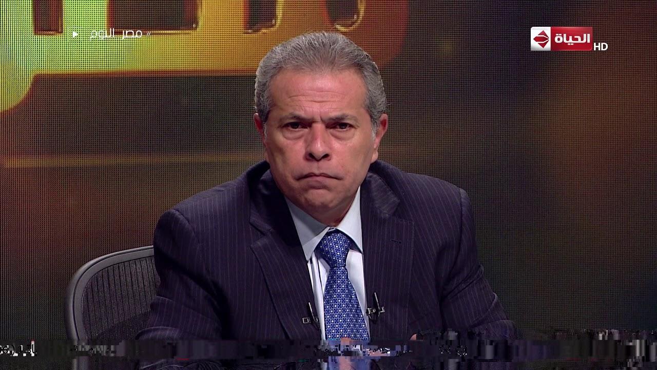 مصر اليوم - توفيق عكاشة: الإعلام لعب دور جامد جدا في تدمير الهوية العربية